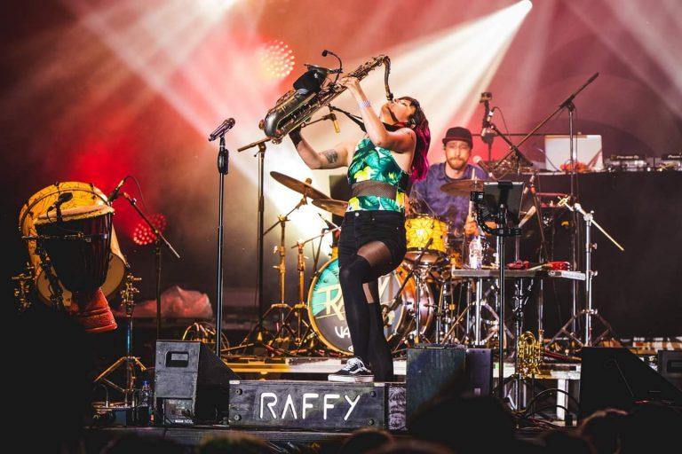Raffy Saxophone Régates Valeyfield