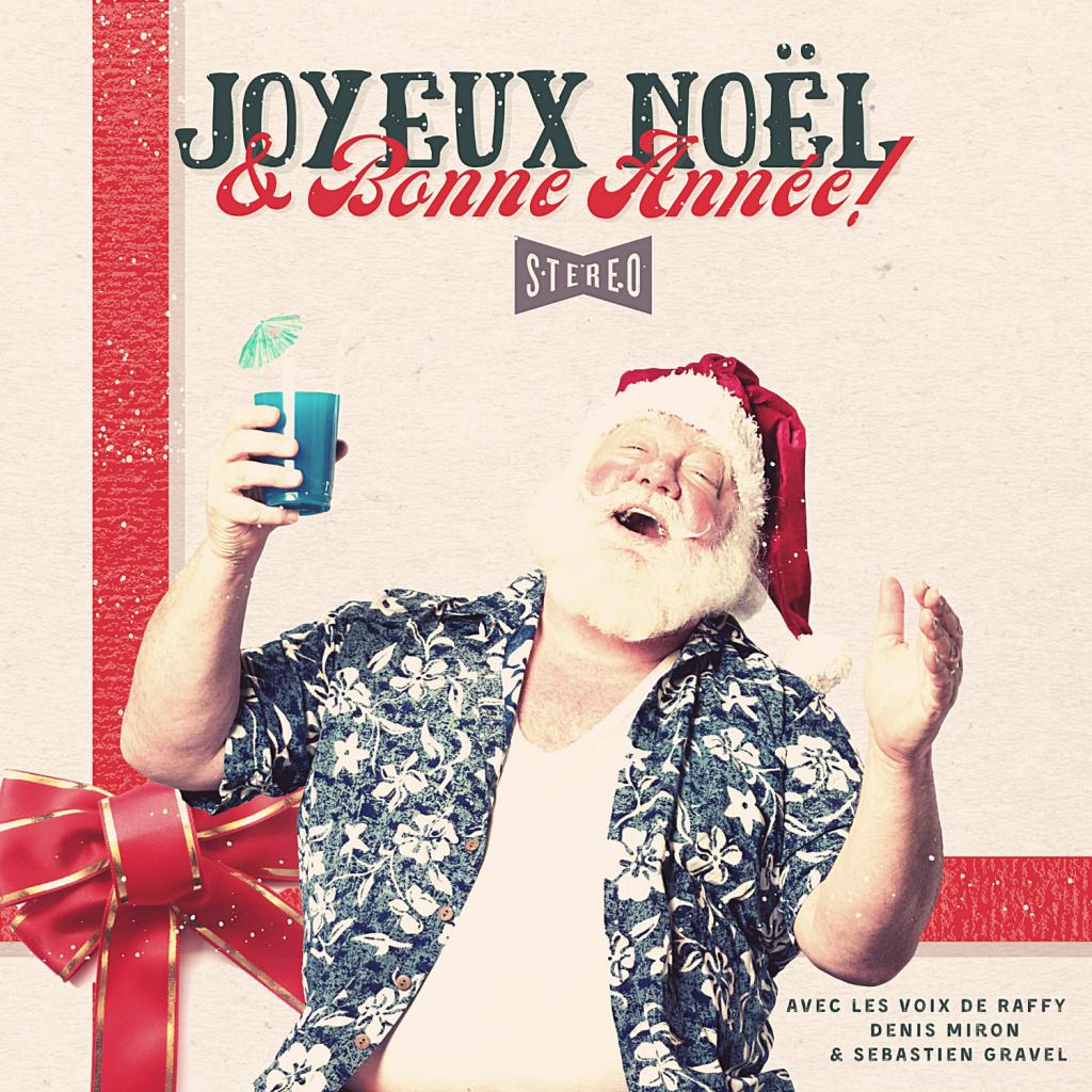 raffy joyeux noel & bonne année compilation cd